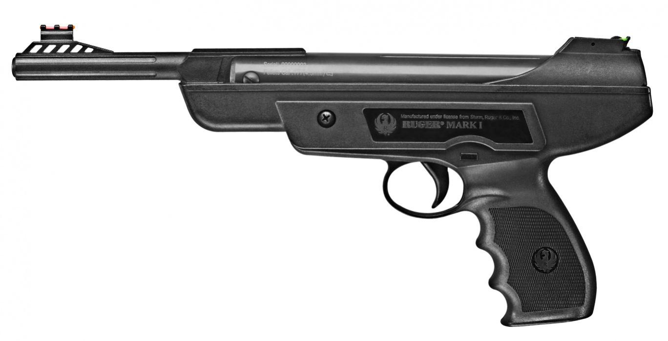 Vzduchová pistole Ruger Mark I