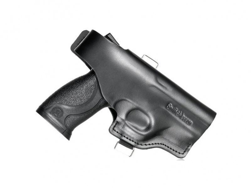 Opaskové pouzdro kožené Smith&Wesson MP