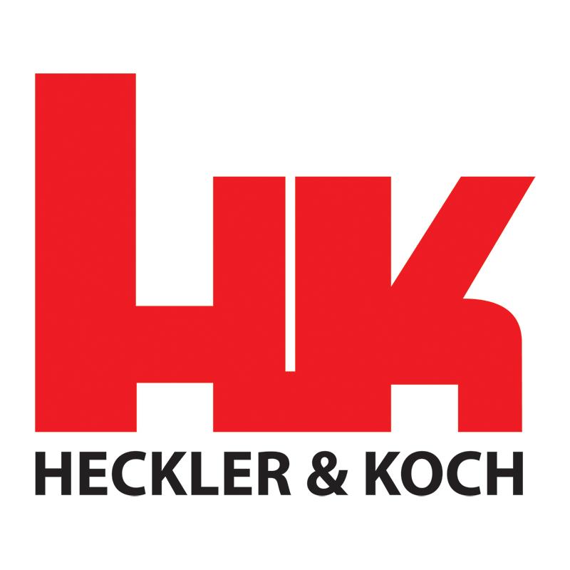 Logo výrobce Heckler & Koch - elektrické airsoft samopaly