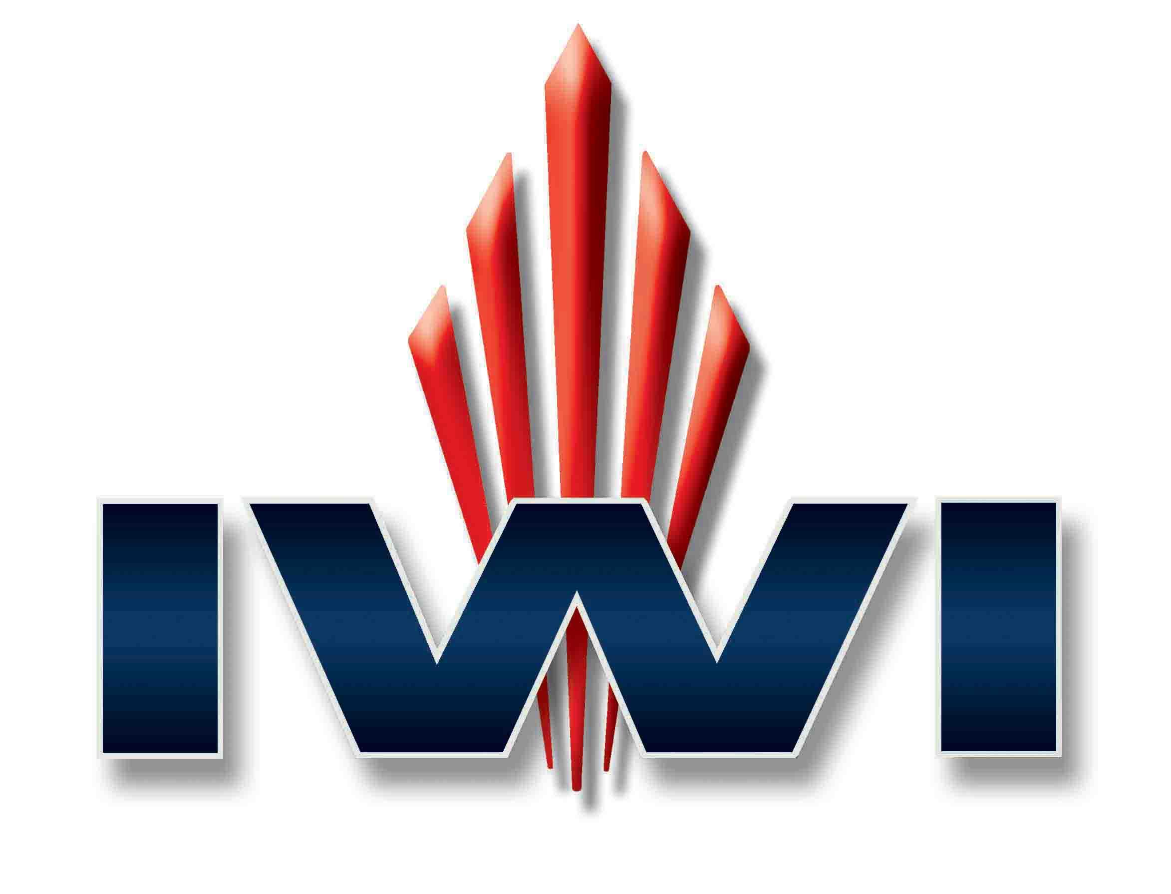 Logo výrobce IWI - airsoft zbraně