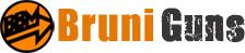 Logo výrobce Bruni Guns - repliky historických zbraní