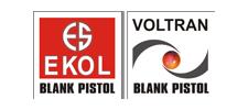 Logo výrobce Ekol, Voltran Blank pistol