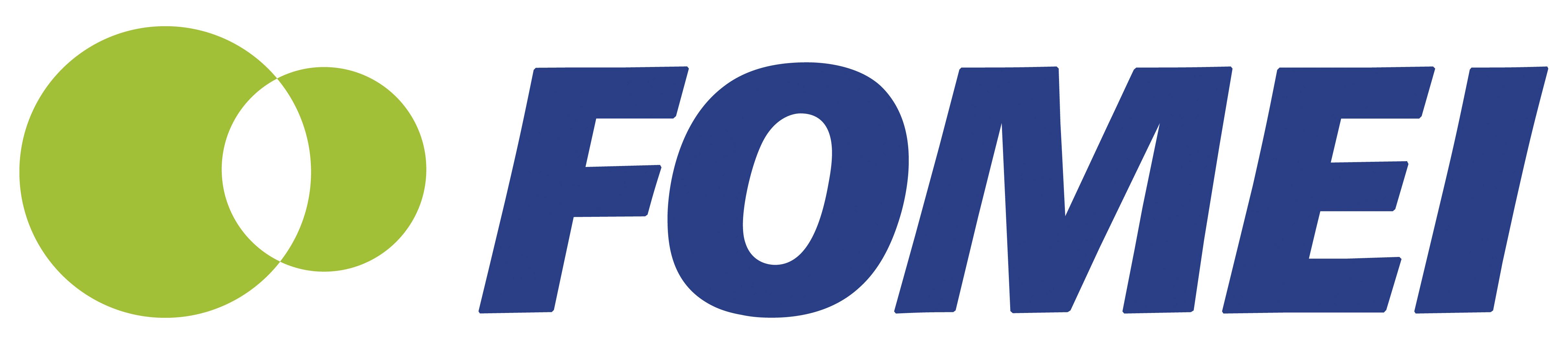 Logo výrobce Fomei - luxusní pozorovací dalekohledy