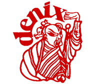 Logo výrobce Denix - repliky zbraní
