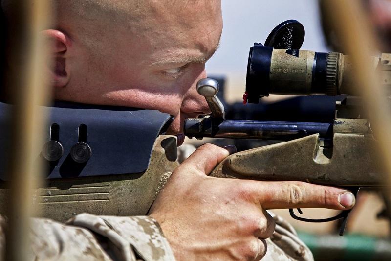 Vojenský odstřelovač