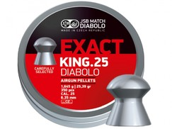 Diabolo JSB Exact King 150ks cal.6,35mm