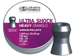 Diabolo JSB Ultra Shock Heavy 150ks cal.5,5mm