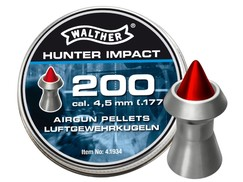Diabolo Walther Hunter Impact 200ks cal.4,5mm
