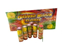 Pyrotechnika Dětská GROUND BLOOM FLOWER 6ks