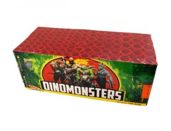 Pyrotechnika Kompakt 109ran / 20-30mm Dinomonsters