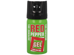 Sprej Red Pepper Gel Jet 40ml