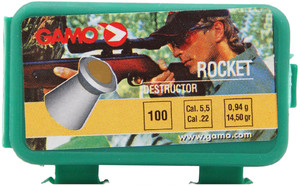 Diabolo Gamo Rocket 100ks cal.5,5mm