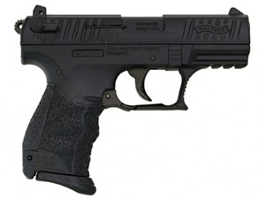 Airsoft Pistole Walther P22Q černá Metal Slide ASG